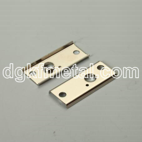 High precision stamping metal  bracket parts