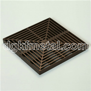 central air-conditioning linear grille parts