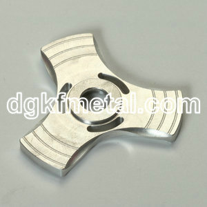 Aluminum mounting suport