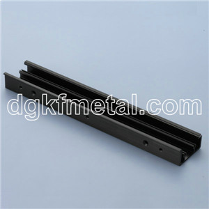 Aluminum extrusion side cover  EA Controller