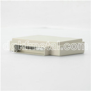 Zinc Alloy customized bottom cover for antenna