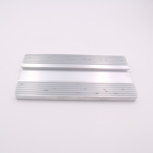 customized aluminium extrusion heat sink for smart homes and security device