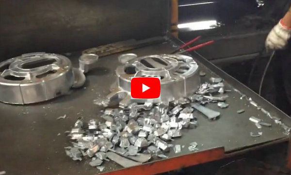 Production of Aluminum Die Casting